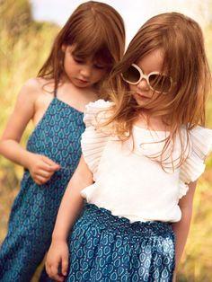 Un bel été avec Chloé | MilK - Le magazine de mode enfant