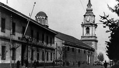 1930 El Hospital San Juan de Dios. El primer Hospital de Santiago