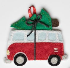 Hey, I found this really awesome Etsy listing at https://www.etsy.com/listing/481605146/volkswagen-bus-with-christmas-tree