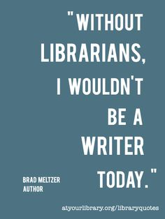 What can your librarians do for you?
