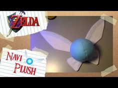 This series of videos will teach you how to make your own Props, Items and Memorabilia from your favourite games. This DIY tutorial will show you how to make a Light up LED Navi from The Legend of Zelda: Ocarina of Time. this cute little plushie is super squishy and looks awesome in the dark. This DIY project was really quick and easy to make and is a must-make for any Legend of Zelda fan,