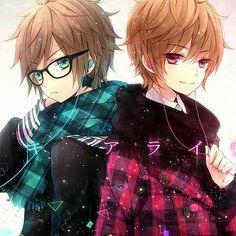 Read the twins(your servamps) from the story SERvamp x kawaii!reader x o/c by yui_komori_neko (yui komori) with 684 reads. Anime Chibi, Anime Kawaii, Fanarts Anime, Manga Anime, Anime Art, Anime Kunst, Sad Anime, Anime Demon, Hot Anime Boy