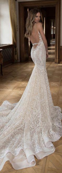 Mermaid Sophia Tolli Spring 2016 Wedding Dress / http://www.himisspuff.com/mermaid-wedding-dresses/7/