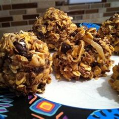 "Easy Energy Balls | ""OMG! These are delicious! It hits the spot without the guilt!"""