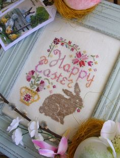 Lacomtesse&lepointdecroix: Easter Bunny Free