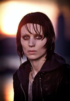Rooney Mara for The Girl with the Dragon Tattoo (2011)