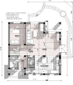 Ovakvu kuću žele svi da imaju: Možete je imati i vi za samo eura (Foto) Classic House Exterior, House Design Pictures, Bungalow House Design, House Doors, Design Case, Stairways, Home Office, My House, Beautiful Homes