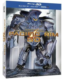 PACIFIC RIM - ULTIMATE EDITION RELIEF 3D | BLU-RAY 3D | NEUF !!!