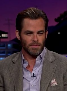 So good! You have to watch Chris Pine absolutely nail his impression of Christopher Walken.