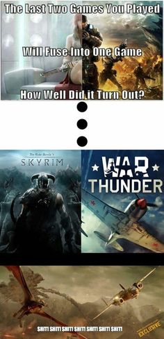 Oh my god. Also I got Skyrim and Dark Souls. The ELDER SOULS. (oh god now all I can think of is that video by thePruld)