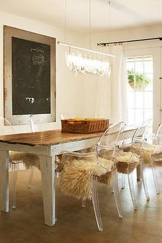 Mesas redondas para comedor: 10 diseños diferentes | Pinterest ...