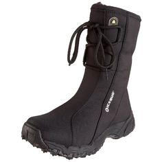 Icebug Womens Cortina BUGrip Snow BootBlack85 M *** Click image to review more details.