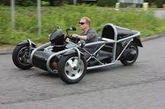 Resultado de imagem para street legal reverse trike cars
