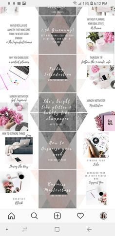 How To Make A Puzzle Feed In Canva (Without Photoshop) — Paper & a Plan Photoshop For Photographers, Photoshop Tips, Photoshop Photography, Instagram Feed Layout, Instagram Design, Iphone Instagram, Instagram Grid, Photoshop Website, Along The Way