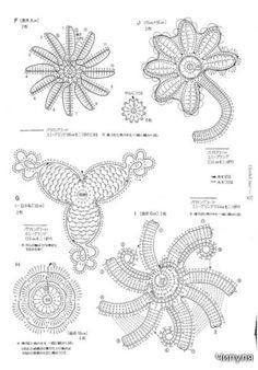 ornament craft: crochet books | make handmade, crochet, craft
