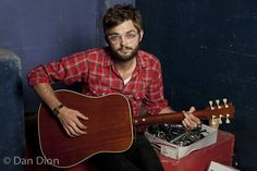 Portrait of comedian Nick Thune by photographer Dan Dion.    http://nickthune.com/
