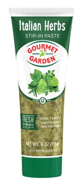 how to use gourmet garden paste