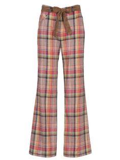 Schnittmuster: Sommer-Hose - Five-Pocket - Gerade Hosen - Hosen - Damen - burda style