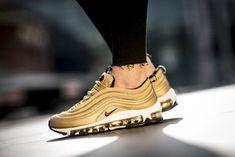 Nike Air Max 97 OG Goud (Golden Bullet) Rerelease | Schuhe