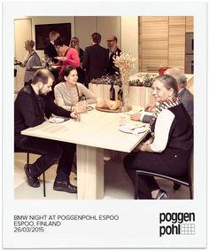 BMW Night at Poggenpohl Espoo, Finland  #Poggenpohl #Studio #Espoo #Finland