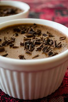 Basic Chocolate Mousse. Making it at home is easier than you think. Read the tips and try it yourelf! | giverecipe.com |