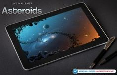 Experience different skies & meddle with the stars and other bodies of the universe with Asteroids 3D Live Wallpaper for PC. This app set up a live wallpaper for device which is based on different galaxies & elements of the universe. It is highly attractive & also a delight to watch. The users can experience what goes on in outer space with the help of this app. The 3D technology that app uses makes it all the more realistic & fun.
