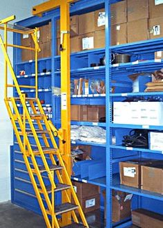 Storage Wall® system. Versatile solution for storage of items of all sizes and shapes.