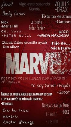 Memes Marvel - Wail Tutorial and Ideas Memes Marvel, Avengers Quotes, Avengers Imagines, Marvel Logo, Marvel Dc Comics, Marvel Avengers, Marvel Background, Mundo Marvel, Marvel Universe