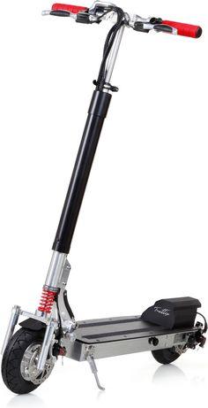 La Trottix TX1 est une trottinette électrique conçue dans le sud de la France