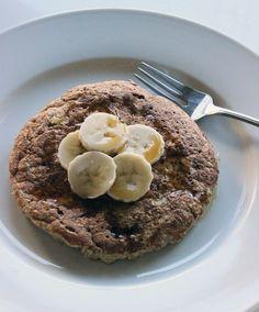 Recipe For Oatmeal Pancakes | POPSUGAR Fitness
