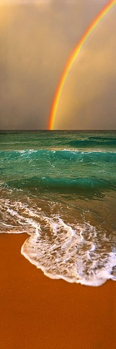 Rainbow - photo by John Shephard
