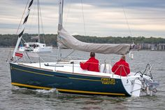 Beneteau First 20 Boat Review | Cruising World