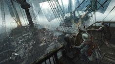 #AssassinsCreed IV #BlackFlag estará disponible el 31 de octubre en #PS3, #X360, #PC y #WiiU.