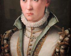 Agnolo Bronzino, Portrait of a Lady, detail | Flickr - Photo Sharing! Agnolo Bronzino, Portrait of a Lady, detail  Budapest Museum of Fine Arts (Szépművészeti Múzeum), Budapest, Hungary