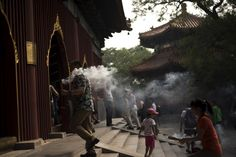 Lama Temple by Jay Rumph on 500px