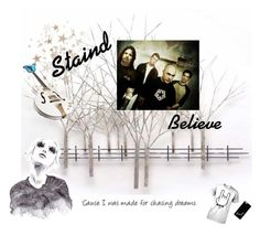 """Believe"" by ericrasmussen ❤ liked on Polyvore featuring art"