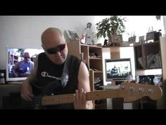 Another part of me Michael Jackson Bass cover Bob Roha Bob Roha - Bassist in the Hague, The Netherlands