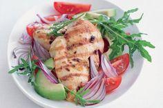 Špenátové gnocchi | Apetitonline.cz Gnocchi, Meat, Chicken, Food, Meals, Yemek, Buffalo Chicken, Eten, Rooster