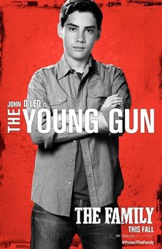 The Family, John D'Leo is The Young Gun