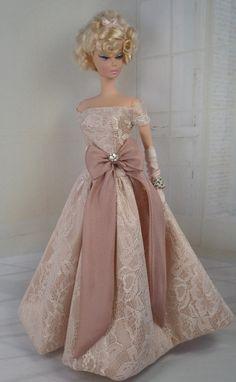 Save Me The Waltz for Silkstone Barbie OOAK  Doll Fashion