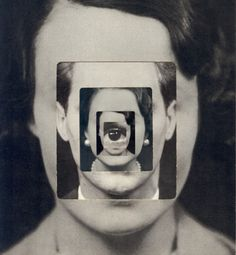 'Introvert' Collage © Sammy Slabbinck 2015 --maybe do the opposite too? Photomontage, Sammy Slabbinck, Bad Trip, Photographie Portrait Inspiration, Arte Obscura, Montage Photo, A Level Art, Collage Art, Face Collage