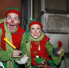 Christmas entertainers and mime artist for hire in london and the UK