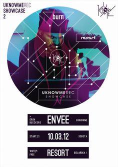 U Know Me Showcase at RESORT feat. Envee - poster