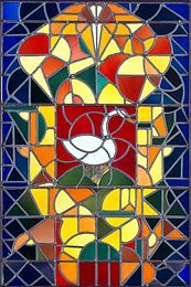 Theo van Doesburg (Dutch: [ˈteːjoː vɑn ˈduzbɵrx], 30 August 1883 – 7 March was a Dutch artist, who practiced painting, writing, poetry and architecture. He is best known as the founder and leader of De Stijl. Stained Glass Designs, Stained Glass Patterns, Art Nouveau, Art Deco, Theo Van Doesburg, Concrete Art, Painting Collage, Dutch Artists, Leaded Glass