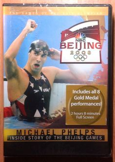 Swimmer #Michael #Phelps shattered the record for winning the most gold medals at the Beijing #Olympics. This program recalls how #MichaelPhelps won eight gold medals in the #Beijing National Aquatics Center (also known as the Water Cube), and also talks to him about his stunning achievements in the pool. #Swimming #RioOlympics #SummerOlympics #Butterfly #BeijingOlympics #GoldMedal