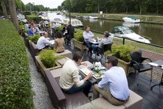 Another lunch location nearby our office: Fou D'O (yes, we are hungry people). #gent #restaurant www.CUTESolutions.be