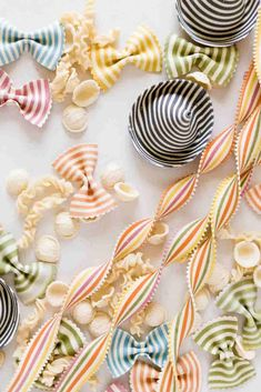 Colored Pasta, Cooking Supplies, Pasta Shapes, Pastry Art, Drying Pasta, Best Dishes, Food Trends, Aesthetic Food, Gnocchi