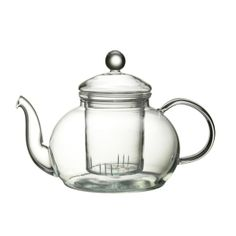 Glass Teapot with Glass Infuser - Whittard