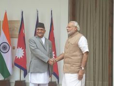 """NEW DELHI: India today conveyed to Nepal that success of its new Constitution will depend on resolution of contentious issues through """"consensus and dialog"""