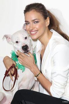 Irina Shayk, madrina de buenas causas